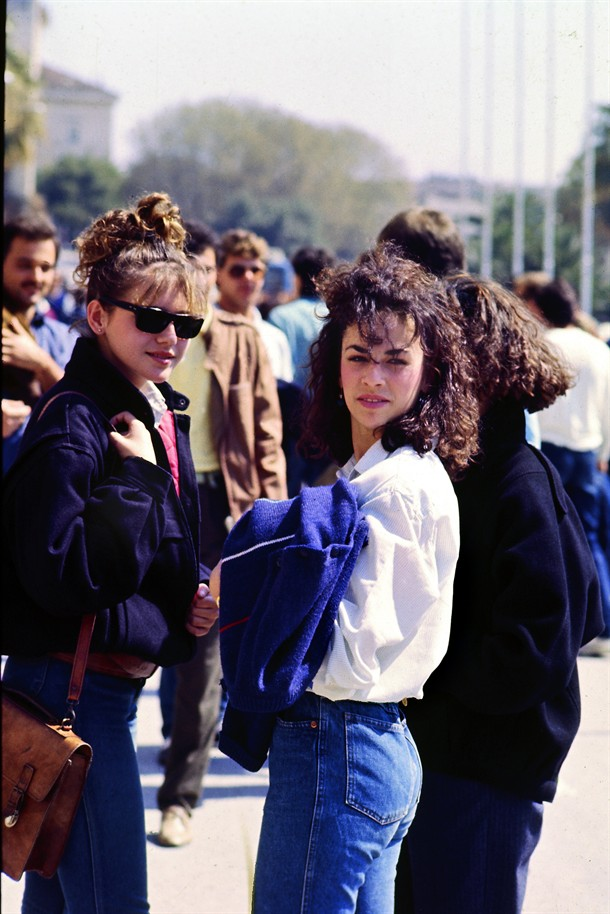 The Real Croatian Hipsters Split 1980s