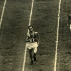 Harder, better, faster, stronger: Marko Racic at the London Olympic games in 1948