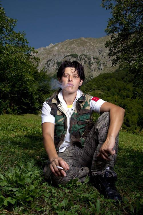 Sworn Virgins: Balkan women who spend their lives living as men ...
